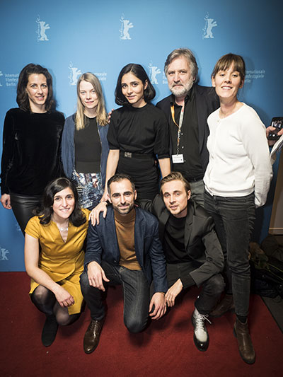Empfang Berlinale 2018